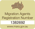 Migration Agents Registralion Number